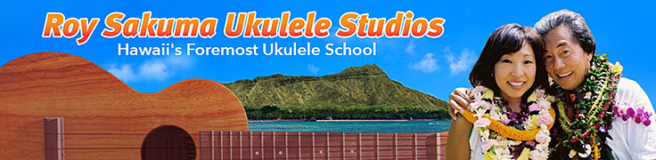 Hawaii's Foremost Ukulele School